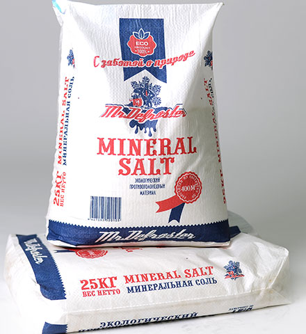 Mr.Defroster Mineral Salt 10 кг